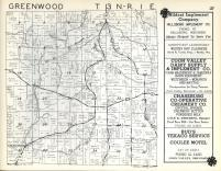 Greenwood T13N-R1E, Vernon County 1960
